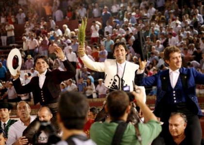 Gran cartel en Don Benito con Pablo Hermoso y Diego Ventura