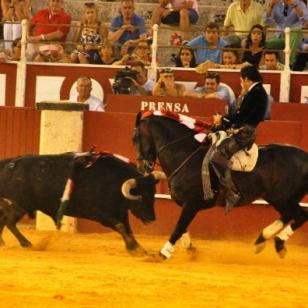 La espada deja a Andrés Romero sin premio en Málaga