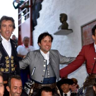Puerta grande ganada a pulso en Pozoblanco