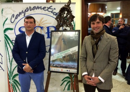 Presentado el homenaje a Andrés Romero en Rociana del Condado