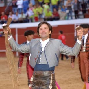 Cumbre de Romero con Guajiro en Zarza la Mayor