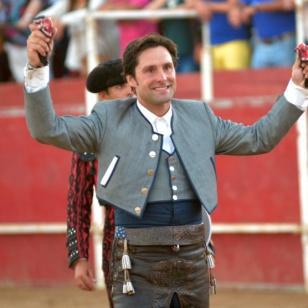Romero, por encima de su lote, triunfa en Talavera