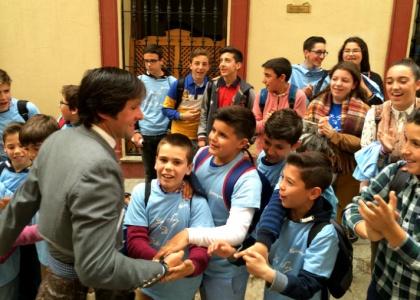 Los niños de Andrés Romero