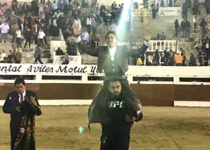 Un sólido Andrés Romero conquista también Motul y sale a hombros