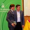 Premio al Mejor Rejoneador en 2014 de la Junta de Andalucía