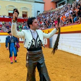 Andrés Romero arrasa en Algemesí